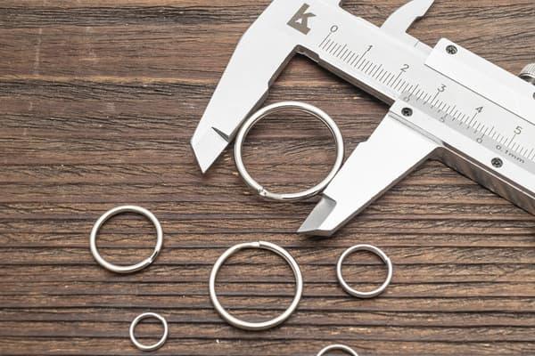 Кольца заводные 25 мм (комплект) от Магазин паракорда и фурнитуры Survival Market