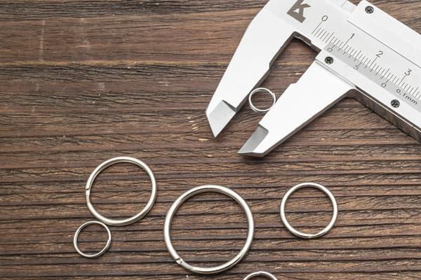 Кольца заводные 8 мм (комплект) от Магазин паракорда и фурнитуры Survival Market