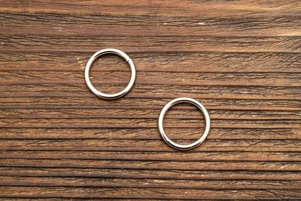 Кольцо 15/D2,0 сварное от Магазин паракорда и фурнитуры Survival Market