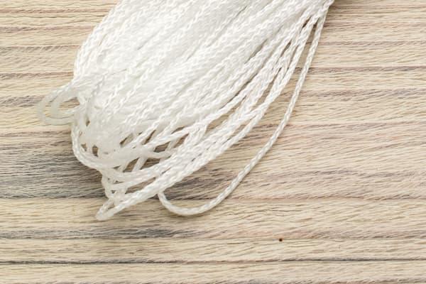Микрокорд полипропилен (1,2 мм, 15 метров) белый от Магазин паракорда и фурнитуры Survival Market