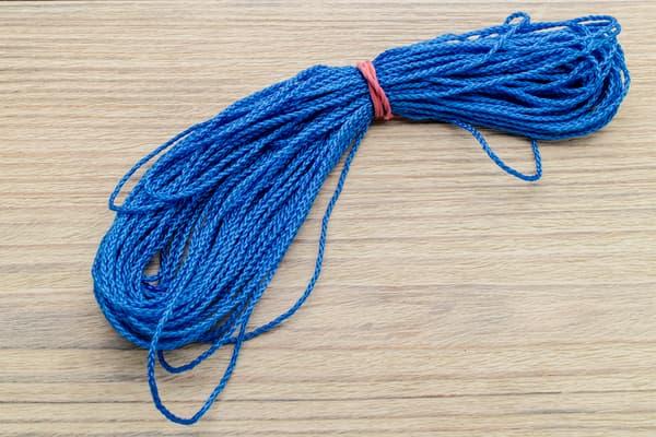 Микрокорд полипропилен (1,2 мм, 15 метров) синий от Магазин паракорда и фурнитуры Survival Market
