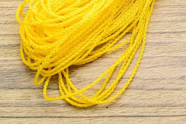 Микрокорд полипропилен (1,2 мм, 15 метров) желтый от Магазин паракорда и фурнитуры Survival Market