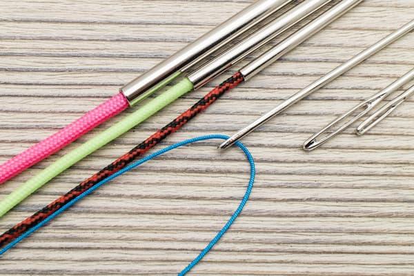 Набор игл (2, 2.8, 4 мм и микро) (6 шт) от Магазин паракорда и фурнитуры Survival Market
