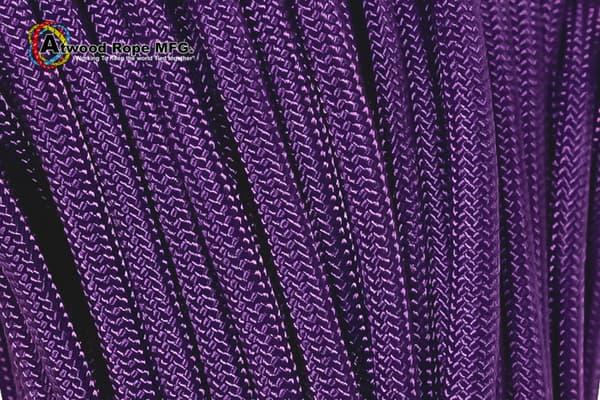 550 Paracord Atwood (USA) - Purple от Магазин паракорда и фурнитуры Survival Market