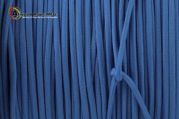 Купить Паракорд 550 USA - Royal Blue