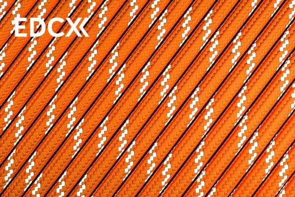 550 паракорд EdcX - Reflective Sofit Orange (Украина) от Магазин паракорда и фурнитуры Survival Market