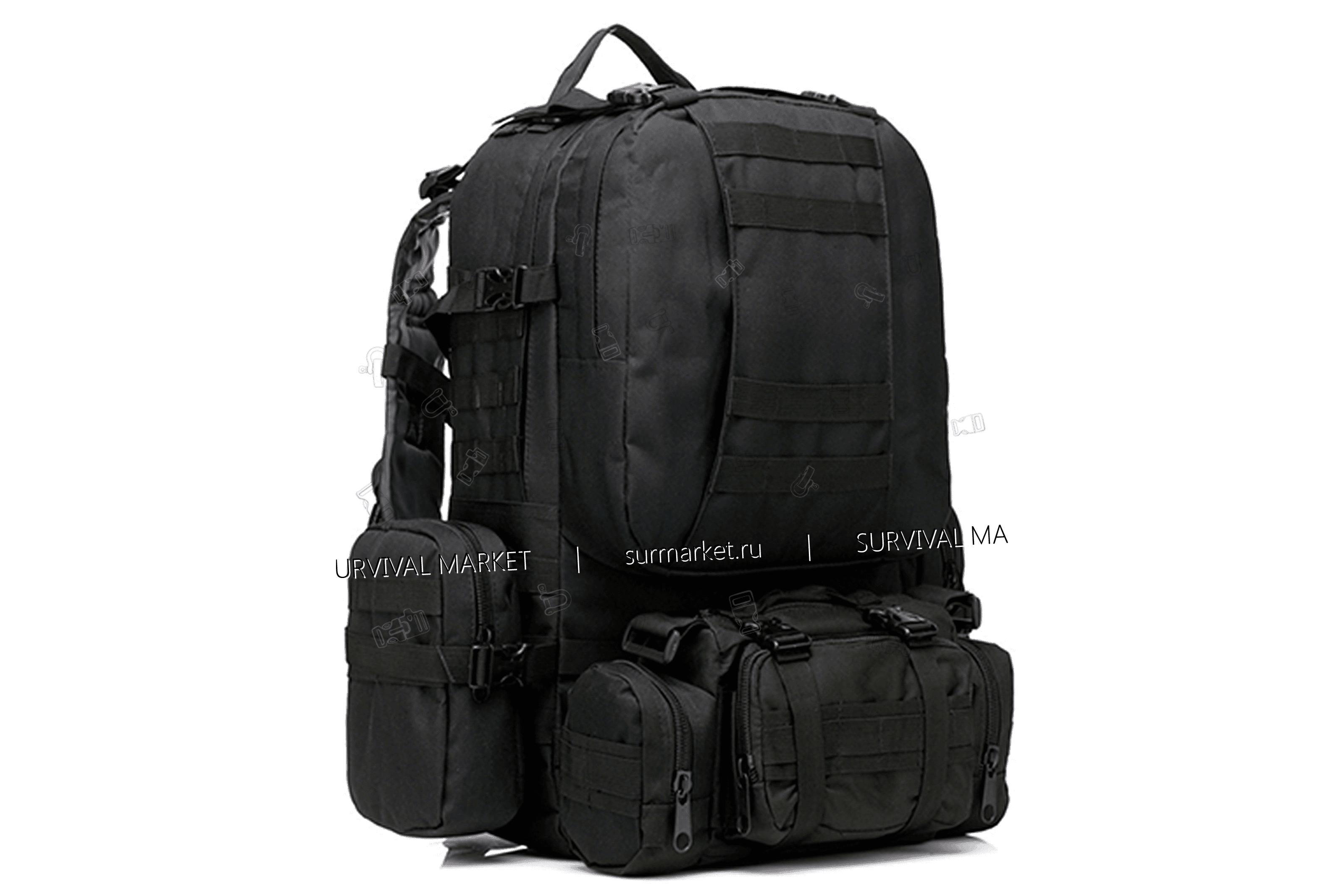 Тактические рюкзаки 35-50литров рюкзаки для школы эрик краузе